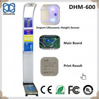 Buy cheap Best Gift Body Fat Scale with BMI Body Healthy Parameters Portuguese DHM-600 from wholesalers