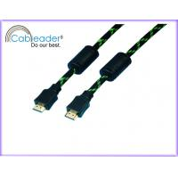 Buy cheap 10 M Ethernet channels foil shield twisted pairs 1080P HDMI Cables 1.4 from wholesalers
