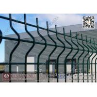 Buy cheap 1.8m height X 3.0m Width PVC coated Welded Wire Mesh Fence Panels from wholesalers