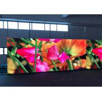 Buy cheap Flat Screen P5 Indoor Led Display , RGB / Large Led Tv Advertising Displays from wholesalers