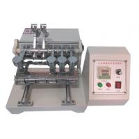 Buy cheap Motorized Friction Color Fastness Testing Machine For Textiles 9N Friction Load from wholesalers