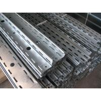 Buy cheap Waterproof Galvanized Building Cable Tray Customized Color 2.5mm Thickness from wholesalers