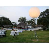 Buy cheap Event Space Moon Balloon Lighting Of Halogen LED HMI / Metal Halide Lamps from wholesalers