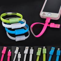 Buy cheap Bracelet Wristband USB Charger Data Sync Cable For iPhone, Samsung from wholesalers