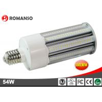 150Lm/W E39 E40 LED Corn Light 54W 60W IP65 Waterproof With 6000V High Voltage Surge Protection Manufactures