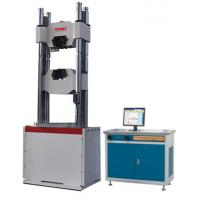 Buy cheap High Pressure Hydraulic Tensile Testing Machine With 2000 KN Capacity from wholesalers