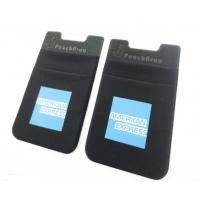 Buy cheap Fashion Black Kangaroo Mobile Phone Pouch Card Holder, Debossed Logo,For American Express from wholesalers