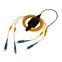 Wholesale Multi Mode OM2 Fiber Optic Patch Cable FC To FC Duplex Tracer Light Durable from china suppliers