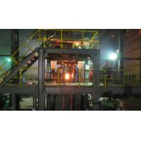 Buy cheap Energy Saving Steel Continuous Casting Machine , R4M Continuous Billet Caster from wholesalers