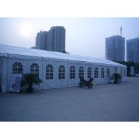 Buy cheap Leisure Small Garden Marquee Waterproof Canvas Fabric For Opening Ceremony from wholesalers
