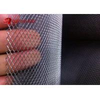 China Diamond Micro Expanded Metal Mesh Aluminium Netting With Small Size Hole on sale