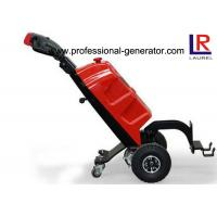 China Narrow Space Material Handling Equipment 1000kg Capacity Mini Electric Walkie Tow Tractor on sale