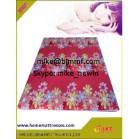 Buy cheap twin organic mattress pads from wholesalers
