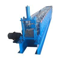 Buy cheap 18 Rows Rainwater Gutter Making Machine With 5.5kw Frequency Converter from wholesalers