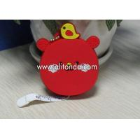 Buy cheap Real estate promotional gift Cheap mini tape measure keychain pocket measuring tape custom from wholesalers