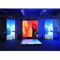Waterproof Small Pixel Pitch Rental Led Displays Clear Video Effect For Picture Show Manufactures