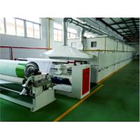Buy cheap Frequency Control Fabric Stenter Machine High - Temperature Open Width product