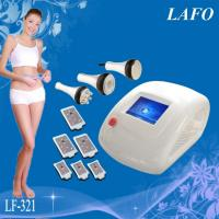 Buy cheap 2015 NEWEST! portable vacuum rf cavitation laser slimming machine from wholesalers