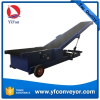 Wholesale Auto Walking Truck Loading Conveyor from china suppliers