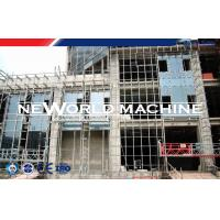 Wholesale Temporary Suspended Platform Building Operations ZLP800 Mast Aerial Work Lift from china suppliers