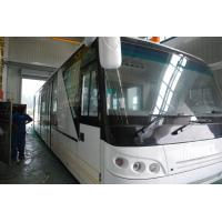 Wholesale Large Capacity 102 passenger Xinfa Airport Equipment Airport Apron Bus from china suppliers