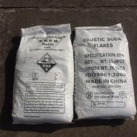 Buy cheap FREE Sample Alkali Food Grade Sodium Hydroxide Flakes 99% 98% Flake Caustic Soda 96% Price from wholesalers