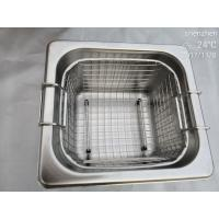 Buy cheap Heated Dental Ultrasonic Cleaner 2L Digital With Timer And Heater Full SUS from wholesalers