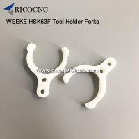 Buy cheap HSK63F Tool Changer Grippers for HOMAG WEEKE CNC Router Machine from wholesalers