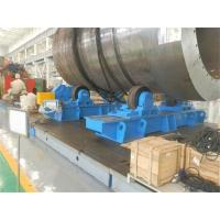 Digital Redout Automatic Welding Machine Pipe Welding Turning Rolls Motorized For Pressure Vessels Manufactures