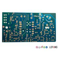 Buy cheap 1 OZ / 35 µM Copper Single Layer Pcb Board , Power Bank Circuit Board 1.6 MM from wholesalers
