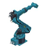 Buy cheap 60kg Payload Automatic Pick And Place Robot , Loading / Unloading Deburring Robot Arm product