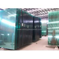 Buy cheap Green 10mm 12mm Clear Float Glass Figured For Automotive Windshield Facades product