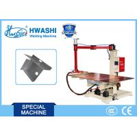 Buy cheap Galvanized Door Plate Crank Arm Spot Welding Machine from wholesalers