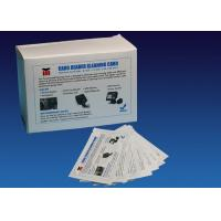 Buy cheap Primacy Evolis Printer Cleaning Kit A5001 With White IPA Cleaning Wipes / Cards from wholesalers