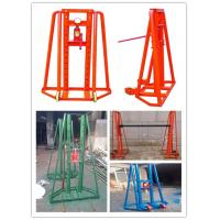 large-scale cable drum jacks