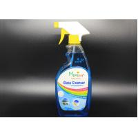 Buy cheap Household Liquid All Purpose Glass Cleaner Spray 500ml , Eco-Friendly from wholesalers