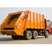 Buy cheap High Performance Garbage Collection Truck , Solid Waste Management Trucks from wholesalers