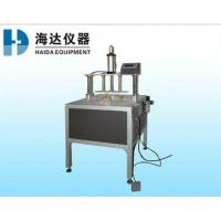 Buy cheap Electronic Package Testing Equipment To Testing Color Box Surface Smooth from wholesalers