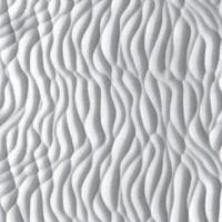 Buy cheap Decorative 3D Wave Wall Panel, Wave Foam Sheet, MDF Decorative Wave Board, Wave Panel from wholesalers