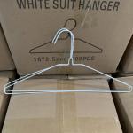 Buy cheap Corrosion Resistance Slim Coat Hangers , Winter Wear Fabric Coat Hangers from wholesalers