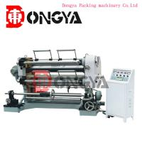 Buy cheap Microcomputer Controlled Automatic Cutting Machine , Flexo Label Printing Machine from wholesalers