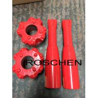 Buy cheap Pilot Adaptor R32 Reaming Bit 65mm For Quarrying Drilling Coal Mining from wholesalers