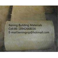 Buy cheap High temperature resistance rockwool insulation blanket for boiler from wholesalers