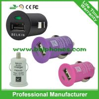 Buy cheap Brand New Belkin Micro USB Car Charger For Cellphone from wholesalers