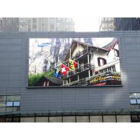 Wholesale DIP P10/P16 Outdoor Advertising Led Screens RGB Full Color High Brightness from china suppliers