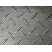 Buy cheap China Supplier carbon tear drop diamond checker steel plate price A36 SS400 from wholesalers