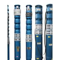 Buy cheap Cast Iron Deep Well Submersible Pump 13kw Power 8 Inch Pump Diameter from wholesalers