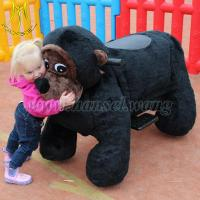Hansel coin operated walking animal ride for mall Manufactures