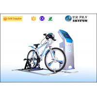 Wholesale Professional VR Exercise Bike , Virtual Reality Cycling For Theme Park from china suppliers