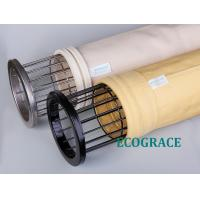 Buy cheap Coal Fired Power Plant Dust Filtration Baghouse Filter Bags Anti - static from wholesalers